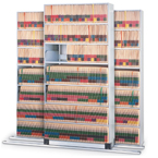 High-Density File Shelving
