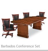 Barbados Conference Set
