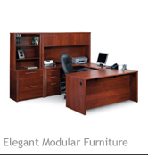 Elegant Modular Furniture