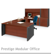 Prestige Modular Office Series