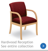 Hardwood Reception Furniture