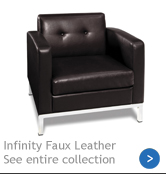 Infinity Faux-Leather Modular Series