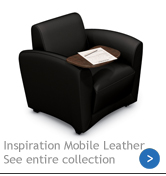 Inspiration Mobile Leather Seating