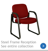Steel Frame Reception Furniture