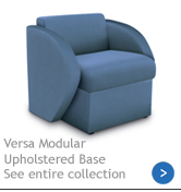 Versa Modular Upholstered Base Seating