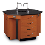 Science Lab Sink Units